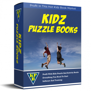 Make Money Selling Kids Puzzle Books on Amazon and Kindle Direct Publishing