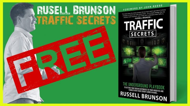 Traffic Secrets Book Price